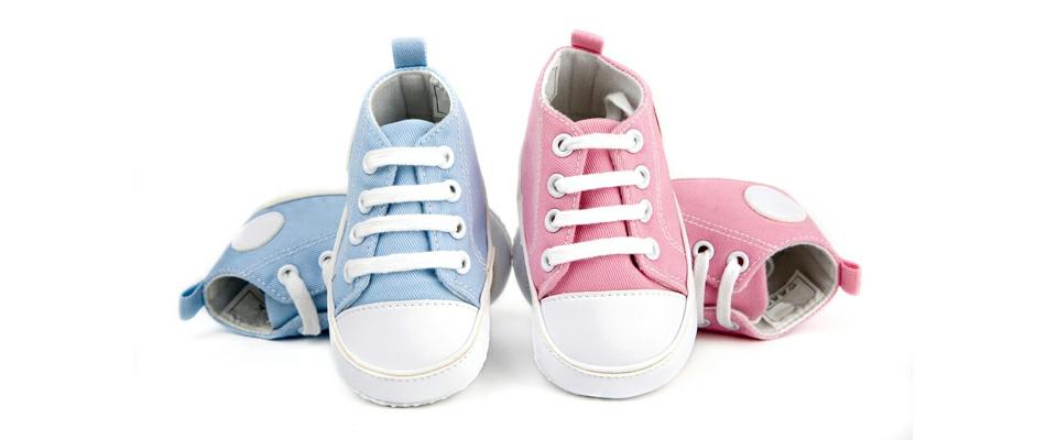 Geslachtskeuze-baby-schoentjes